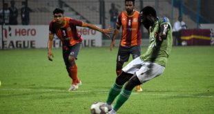 Gokulam Kerala FC beat RG Punjab FC, go second on I-League table!