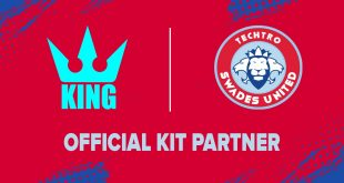 Techtro Swades United FC announce King Sport India as official kit partner!