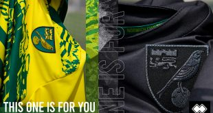 Norwich City presents special limited edition shirt by Errea dedicated to supporters!