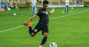 FC Goa's Brandon Fernandes: Feels great to set up historic goal!