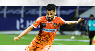 VIDEO: Brandon Fernandes commits to FC Goa until 2024!