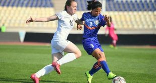 India Women suffer narrow 1-2 defeat against Belarus!