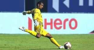 TP Rehenesh wins Jamshedpur FC's Fans' Player of the Season!