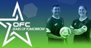 Oceania's OFC Stars of Tomorrow launches!