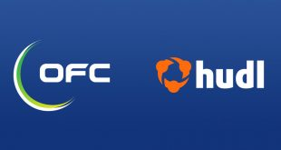 Oceania Football Confederation announces partnership with Hudl!
