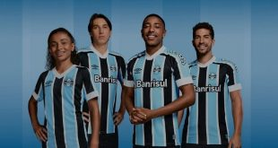 UMBRO launch Gremio 2021/22 home & away jerseys!