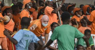 Youth football and unity take centre stage in Côte d'Ivoire!