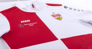 The new JAKO warm-up clothing for VfB Stuttgart!