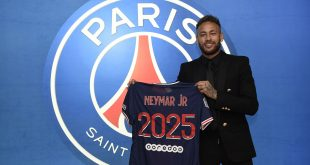 Neymar Jr extends his Paris Saint-Germain contract until 2025!