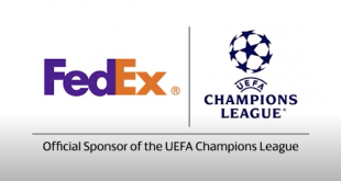 FedEx signs as UEFA Champions League partner!