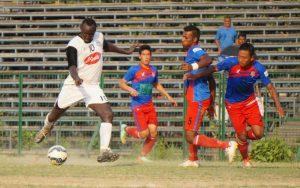 Mohammedan Sporting - Gangtok Himalayan SC
