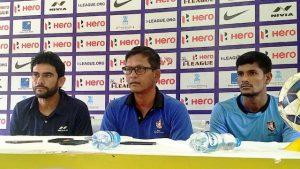 Mumbai FC - DSK Shivajians