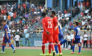 Aizawl FC - Joel Sunday