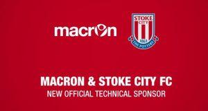 Macron - Stoke City kit deal