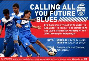 Bengaluru FC trials