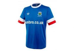 UMBRO - Linfield FC 2016 home kit