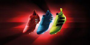 adidas Speed of Light boots