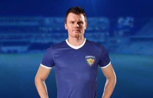 Chennaiyin FC - John Arne Riise