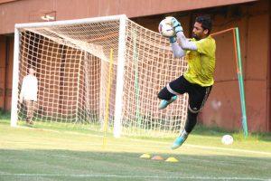 FC Goa - Laxmikant Kattimani