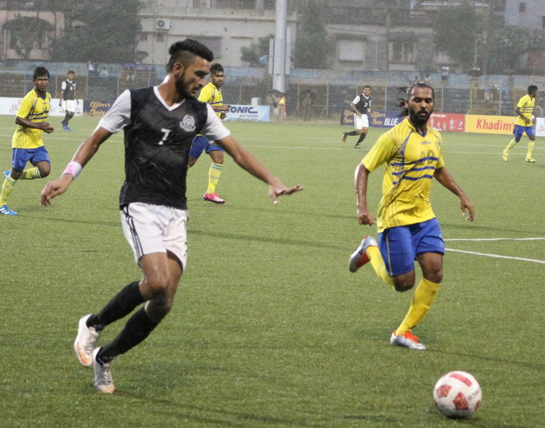 Mohammedan Sporting thrash George Telegraph 4-1; move to third in the CFL  table! - Arunava about Football