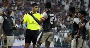 XtraTime VIDEO: Referee Pranjal Banerjee after COVID-19 infection to officiate in ISL!