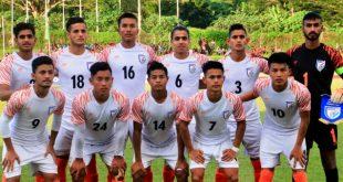 India U-19s beat New Caledonia to set up final clash with Tahiti!