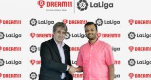 Spanish LaLiga & Dream11 look forward to more fantasy football!
