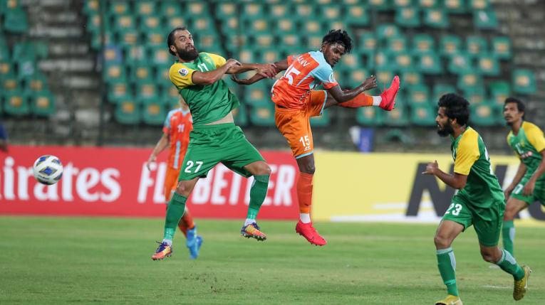 AFC Cup VIDEO: Chennai City FC 2-2 Maziya S&RC - Match Highlights!