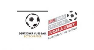 BDFL and German Football Ambassador agree cooperation!