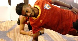 AIFF begins campaign on how to remain fit during lockdown!