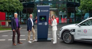 Audi & Bayern Munich are committed to sustainability!