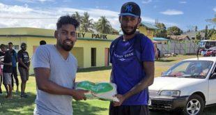 Fiji FA's COVID-19 assistance brings smiles!