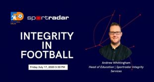 "Football Delhi & Sportradar to conduct webinar on ""Integrity in Football""!"