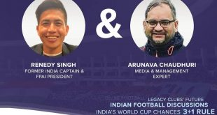TECHTRO-IFTWC – Dil Se Football #6 ft. Renedy Singh & Arunava Chaudhuri!