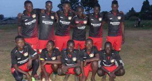 A small piece of German professional football in Uganda!
