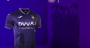 Joma & RSC Anderlecht bet big on sustainability on 2020/21 season collection!
