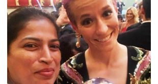 India Women's Maymol Rocky: Our players need to develop an attitude like Megan Rapinoe!