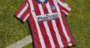 "Atletico Madrid's new kit by Nike capture club motto, ""Our heart unites us, Atleti unites us""!"