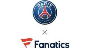 Paris Saint-Germain & Fanatics sing 10 year partnership!