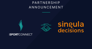 Singula Decisions appoints iSportconnect to help Sports Subscription Businesses drive growth!