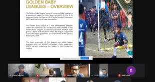 AIFF organises webinar with Golden Baby Leagues operators!