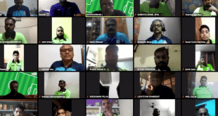 AIFF organises 4-day online course for referees & assistant referees!