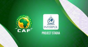 CAF & INTERPOL Project Stadia hold maiden collaboration meeting!