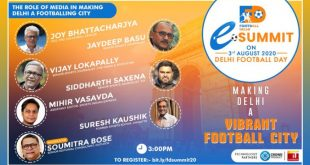 Football Delhi eSummit VIDEO: The Role of Media in making Delhi a Footballing City!