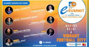 Football Delhi eSummit VIDEO: Opening Planery Session!