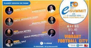 Football Delhi eSummit VIDEO: Opening Planery Session!