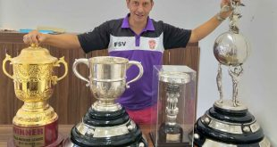 I-League newcomers Sreenidhi FC appoint Fernando Varela as head coach!
