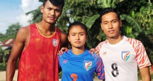 Manipuri cousin trio hopes 'family tradition' continues at FIFA U-17 Women's World Cup!