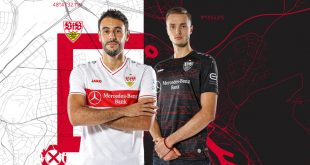 JAKO launch new VfB Stuttgart kits with tradition & home on the heart!