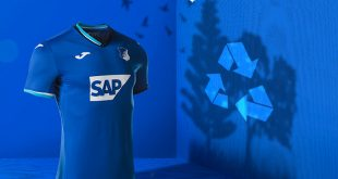 TSG Hoffenheim & Joma present the club's first sustainable kit!